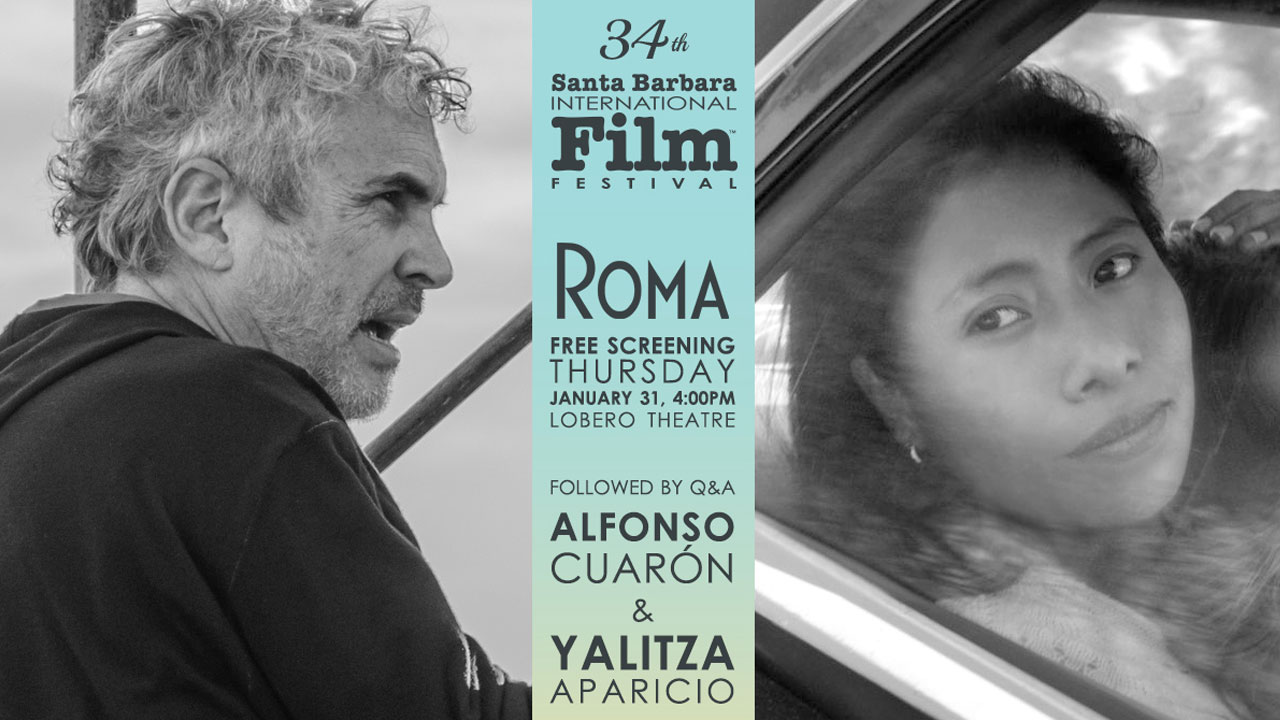 Free Screening of ROMA at the Lobero Theatre Image