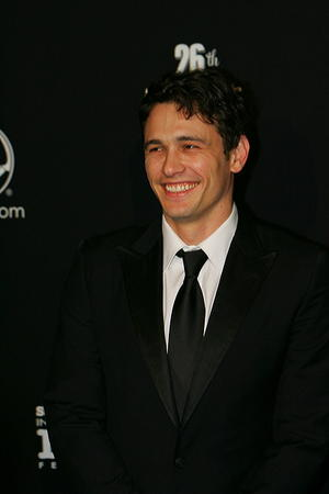 2011 SBIFF - James Franco presented with Performance of the Year Award Image