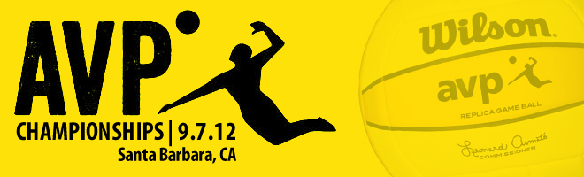 Santa Barbara hosts the 2012 AVP Championships Image