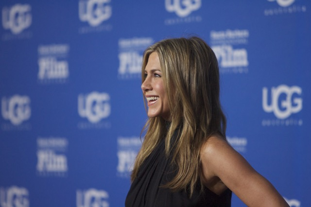2015 Santa Barbara International Film Festival Montecito Award honoring Jennifer Aniston image