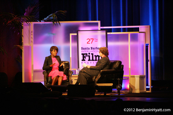 2012 SBIFF - Outstanding Performer of the Year Award honoring Viola Davis Image