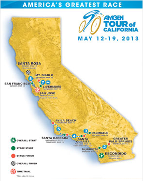 2013 Amgen Tour of California 2013 image