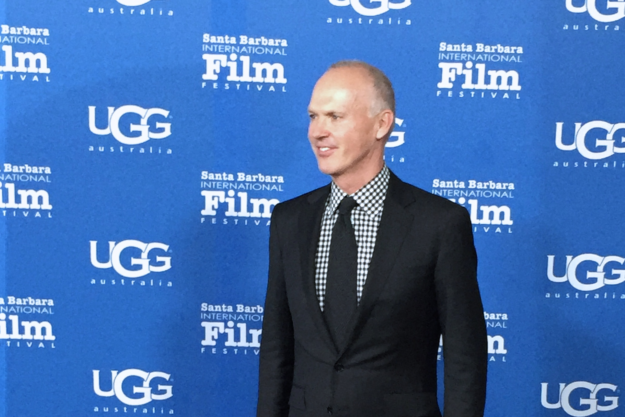 2015 Santa Barbara International Film Festival Modern Master Award honoring Michael Keaton Image