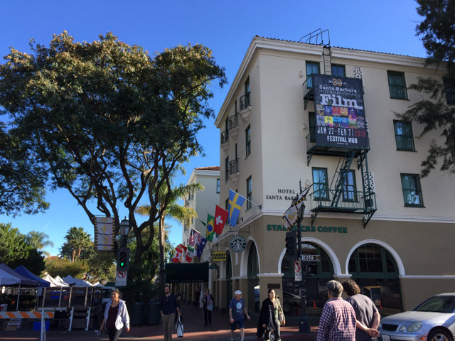 2015 Santa Barbara International Film Festival Image
